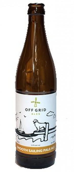 Smooth Sailing Pale Ale by Off Grid Ales in New Brunswick, Canada
