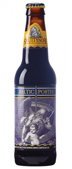 Baltic Porter by Smuttynose Brewing Company in New Hampshire, United States