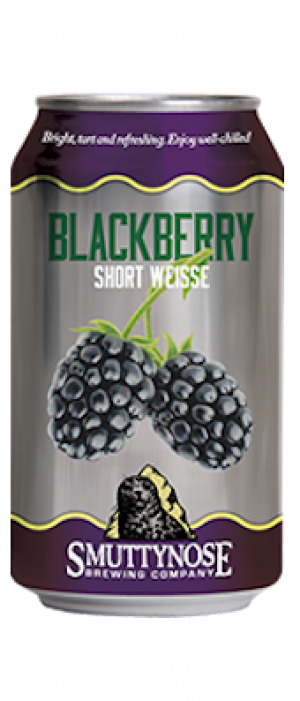 Blackberry Short Weisse