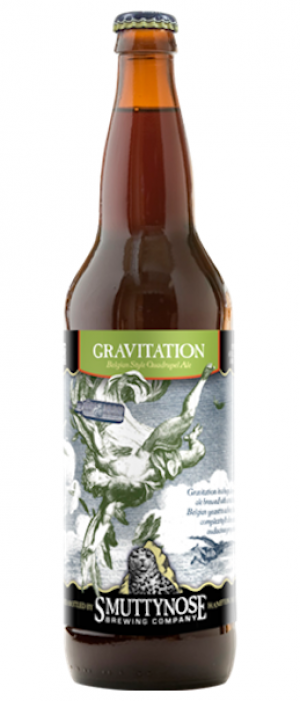 Gravitation by Smuttynose Brewing Company in New Hampshire, United States