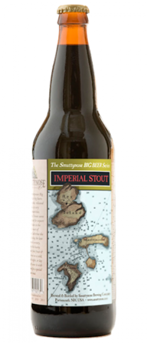 Imperial Stout by Smuttynose Brewing Company in New Hampshire, United States