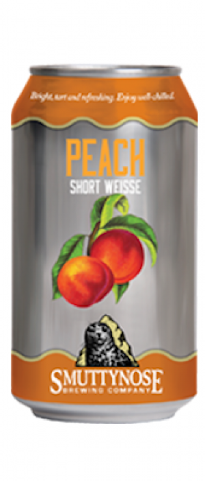 Peach Short Weisse