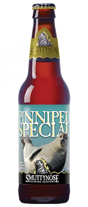 Pinniped Special by Smuttynose Brewing Company in New Hampshire, United States