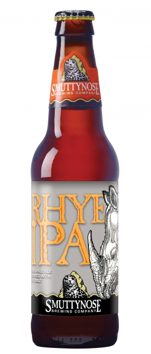 Rhye IPA by Smuttynose Brewing Company in New Hampshire, United States
