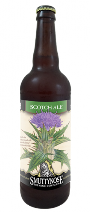 Scotch Ale by Smuttynose Brewing Company in New Hampshire, United States