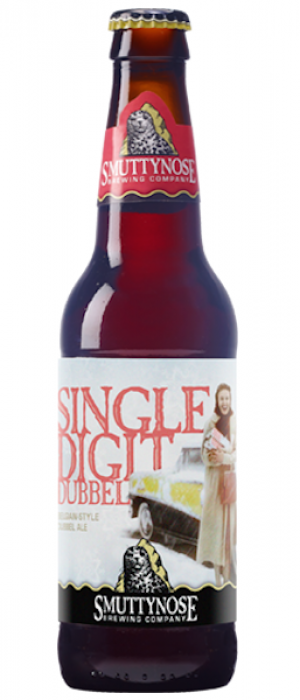 Single Digit Dubbel by Smuttynose Brewing Company in New Hampshire, United States