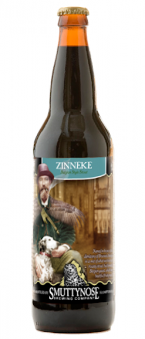Zinneke by Smuttynose Brewing Company in New Hampshire, United States