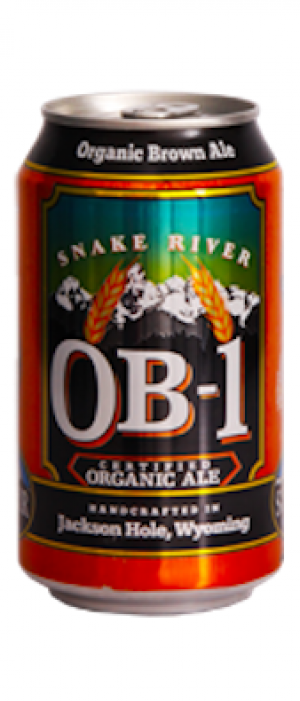 OB-1 Organic Ale by Snake River Brewing in Wyoming, United States