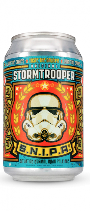 S.N.I.P.A. by Original Stormtrooper Beer in West Yorkshire - England, United Kingdom