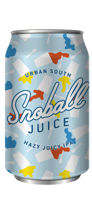 Snoball Juice by Urban South Brewery in Louisiana, United States