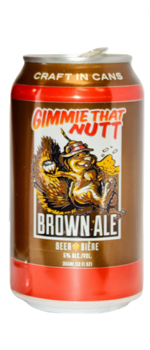 Gimmie That Nutt by Something Brewing in Alberta, Canada