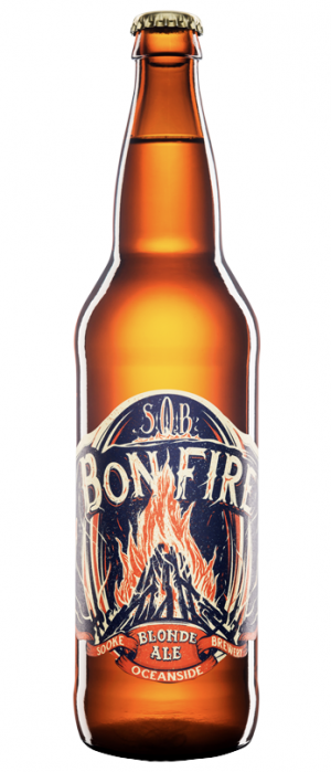 Bon Fire Blonde Ale
