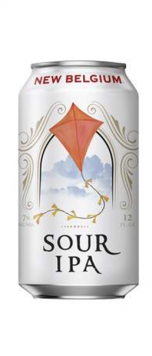 Sour IPA by New Belgium Brewing Company in Colorado, United States