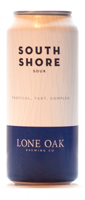 South Shore Sour by Lone Oak Brewing Co. in Prince Edward Island, Canada