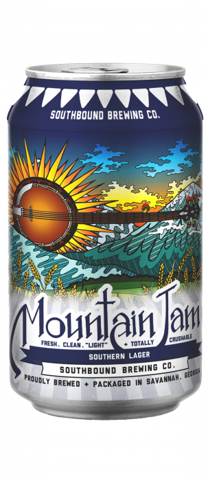 Mountain Jam by Southbound Brewing Company in Georgia, United States