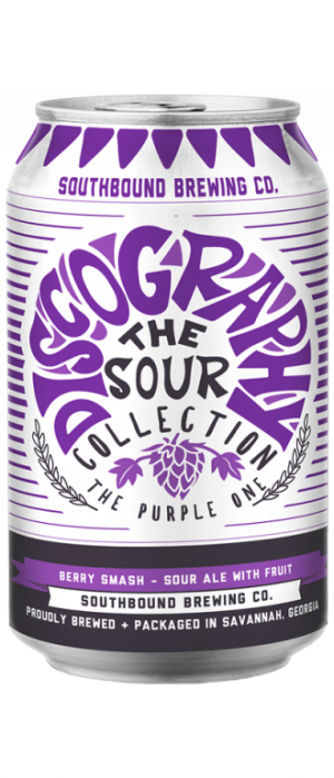 The Purple One by Southbound Brewing Company in Georgia, United States