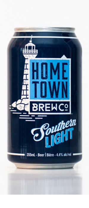 Southern Light by Hometown Brew Co. in Ontario, Canada