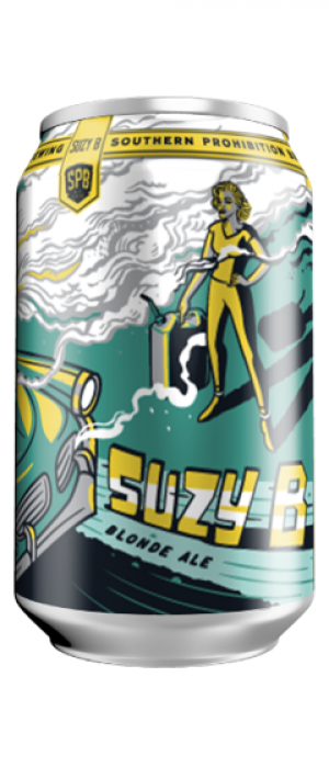 Suzy B by Southern Prohibition Brewing in Mississippi, United States