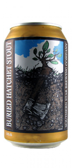 Buried Hatchet Stout