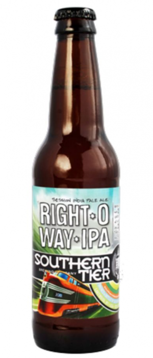 Right-O-Way IPA by Southern Tier Brewing Company in New York, United States