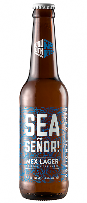 Sea Señor by SouthNorte Beer Co. in California, United States