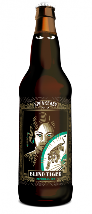Blind Tiger Imperial Ale by Speakeasy Ales & Lagers in California, United States