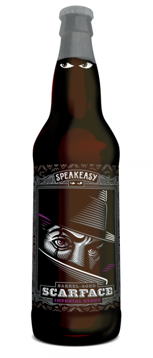 Scarface Bourbon Barrel-Aged Imperial Stout