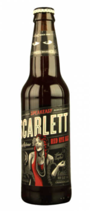 Scarlett by Speakeasy Ales & Lagers in California, United States