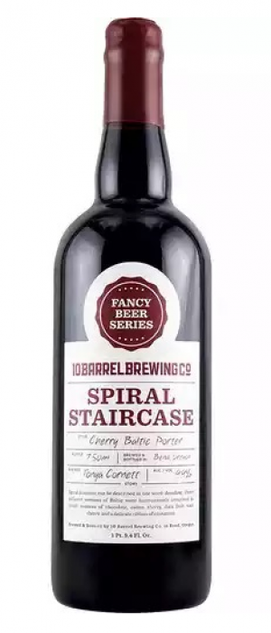 Spiral Staircase by 10 Barrel Brewing Company in Oregon, United States