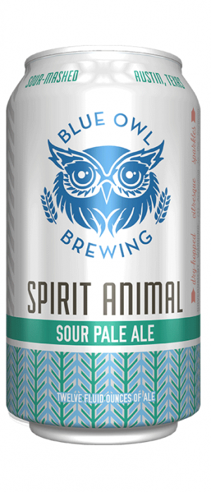 Spirit Animal by Blue Owl Brewing in Texas, United States
