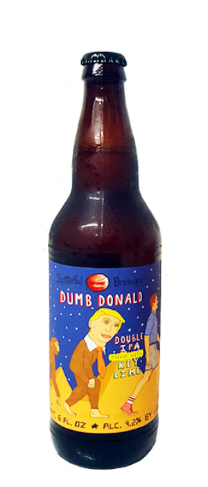 Dumb Donald (Trump Beer) by Spiteful Brewing in Illinois, United States