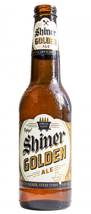 Shiner Golden Ale