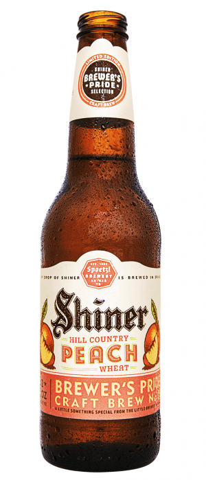 Shiner Hill Country Peach Wheat