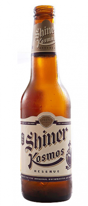 Shiner Kosmos by Spoetzl Brewery in Texas, United States