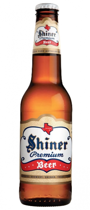 Shiner Premium by Spoetzl Brewery in Texas, United States