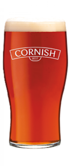 Cornish Best by St Austell Brewery in Cornwall - England, United Kingdom