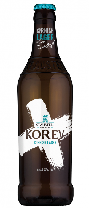 Korev by St Austell Brewery in Cornwall - England, United Kingdom