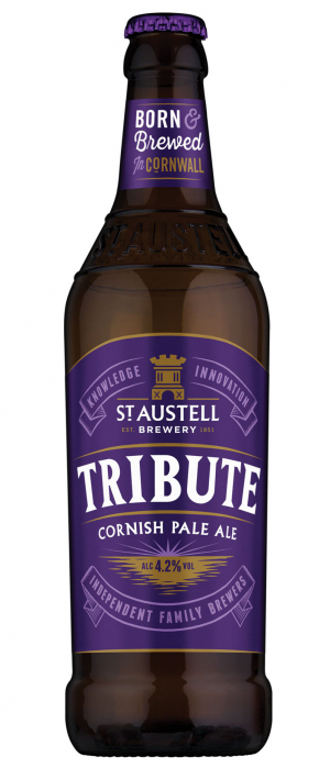 Tribute by St Austell Brewery in Cornwall - England, United Kingdom
