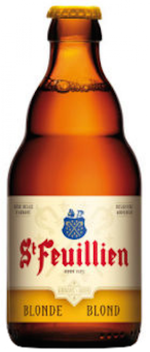 Blonde by St. Feuillien Brewery in Flemish Brabant, Belgium