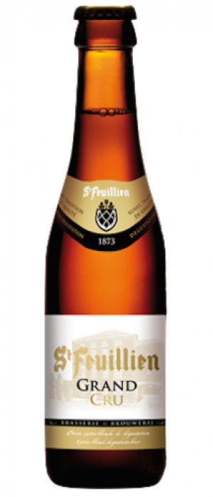 Grand Cru by St. Feuillien Brewery in Flemish Brabant, Belgium