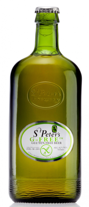 St.Peter's G-Free by St. Peter's Brewery in Suffolk - England, United Kingdom