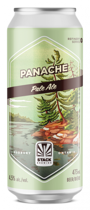 Panache by Stack Brewing in Ontario, Canada