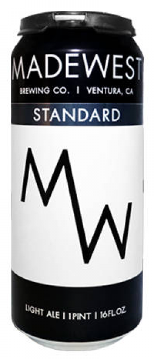 Standard by MadeWest Brewing Company in California, United States