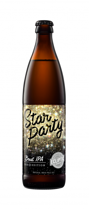 Star Party Lavender & Lemon Brut IPA by Ecliptic Brewing in Oregon, United States