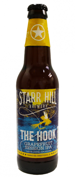 The Hook by Starr Hill Brewery in Virginia, United States