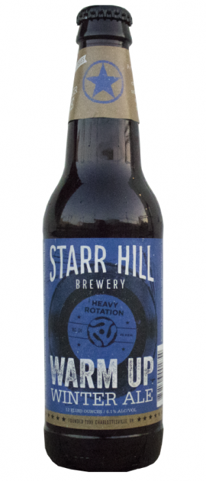 Warm Up by Starr Hill Brewery in Virginia, United States