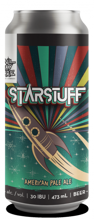 Starstuff by Devil May Care Brewing Company in Manitoba, Canada