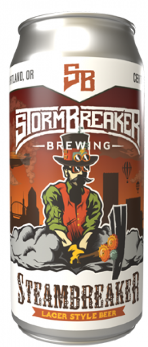 Steambreaker by StormBreaker Brewing in Oregon, United States