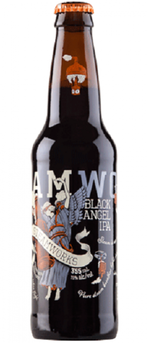 Steamworks Brewing Company Black Angel IPA | Just Beer