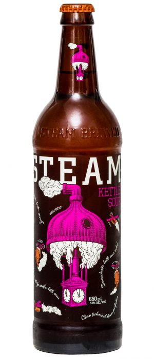 Kettle Sour by Steamworks Brewing Company in British Columbia, Canada